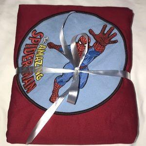 Marvel Comics The Amazing Spiderman Standard Shams